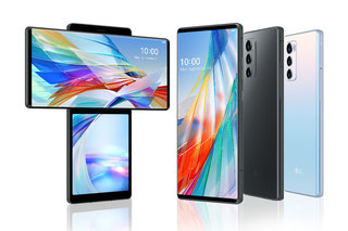 LG Wing explores a new smartphone form factor with a rotating display