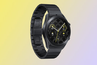 Samsung Galaxy Watch 3 looks great in titanium