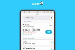 Waze update makes regular trips easier to manage, teases Amazon Music integration