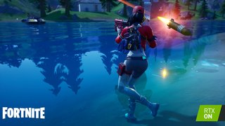 Fortnite is getting Ray Tracing support from tomorrow