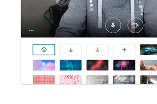 How to blur the background on Google Meet photo 5