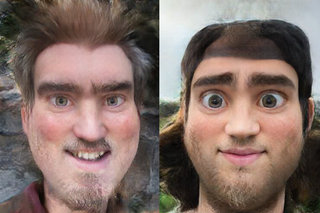 How to Toonify yourself: See what you'd look like in a cartoon movie