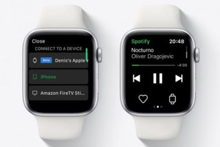 Spotify quietly tests Apple Watch streaming with no connection to iPhone