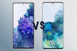 Samsung Galaxy S20 FE vs Galaxy S20+: What's the difference?