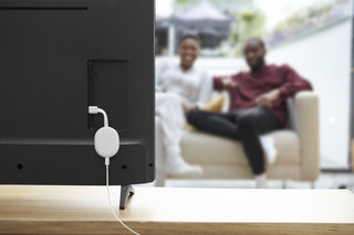 Chromecast with Google TV and voice remote now official