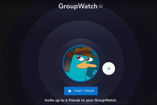How to start a Disney+ GroupWatch party with up to six friends