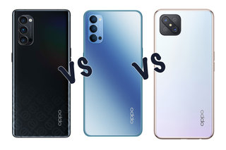 Oppo Reno 4 Pro vs Reno 4 vs Reno 4 Z: What's the difference?