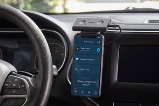 Amazon's Alexa app is now introducing Auto Mode for in-car use