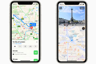 Apple Maps gets a big upgrade for the UK and Ireland