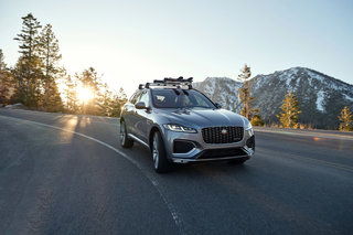 Active noise cancellation helps new Jaguar and Land Rover models feel even more refined