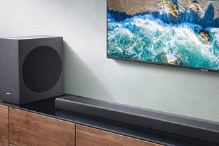 Samsung's 3.1-channel soundbar and wireless subwoofer are $71 off