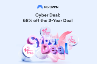 NordVPN's massive Cyber Deal is a lucky dip of savings