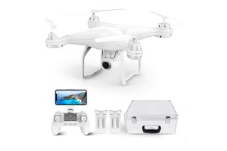 Best cheap drones: Top flying cameras to follow in your footsteps photo 3