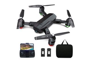Best cheap drones: Top flying cameras to follow in your footsteps photo 8