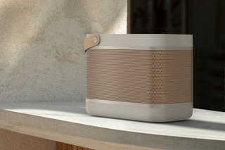 Bang & Olufsen Beolit 20 is one big and beautiful portable speaker