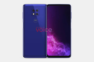 Is this the Moto G10 Play? New renders reveal hole punch and more