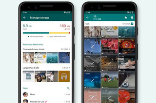 WhatsApp now makes it easier to delete pics and videos that clog up your phone