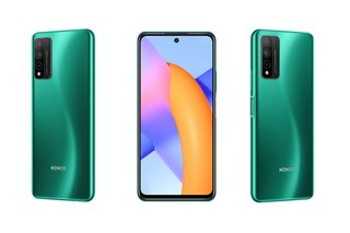Honor's new 10X Lite is a budget smartphone with a quad camera unit