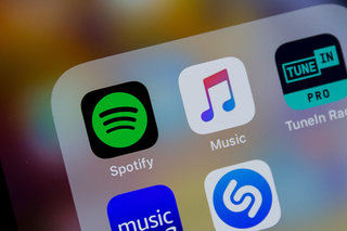 Is Spotify considering a subscription-based podcast service?