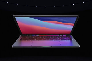 Apple's latest 13-inch MacBook Pro is powered by its custom M1 Apple Silicon