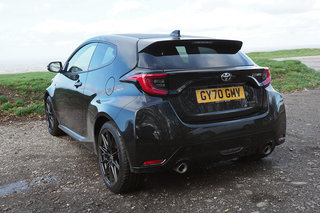 Toyota Yaris GR review photo 2