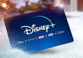 You can now buy a Disney+ gift card for your family and friends