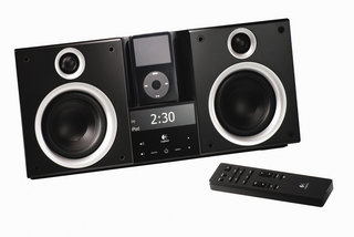 Win a Logitech AudioStation iPod speaker system