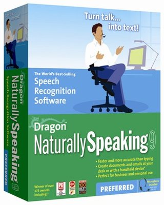 Win a copy of Dragon NaturallySpeaking 9