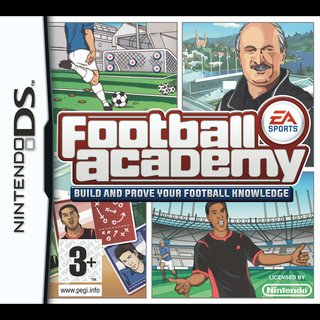 Win a copy of Football Academy on the DS