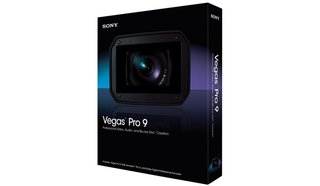 Win copies of Vegas Pro 9 software