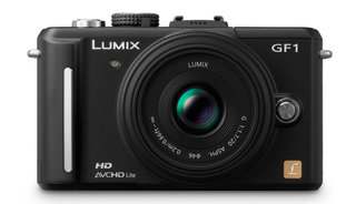 Win a Panasonic Lumix DMC-GF1