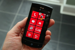 Win one of five LG Optimus 7 handsets