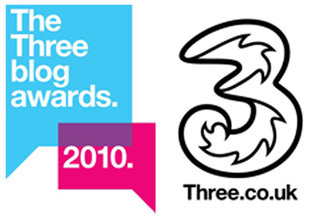 Win The Three Blog Awards' Gadget of the Year