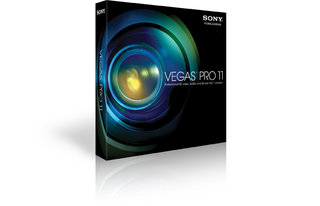 Win a copy of Vegas Pro 11 from Sony Creative Software