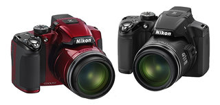 Win: A Nikon Coolpix P510 superzoom camera