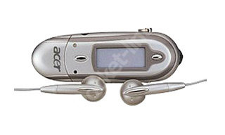 Acer MP3 Flash Stick