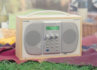 Evoke 2 digital radio