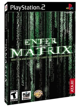 Enter the Matrix - PS2