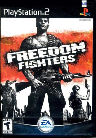 Freedom Fighters - PS2