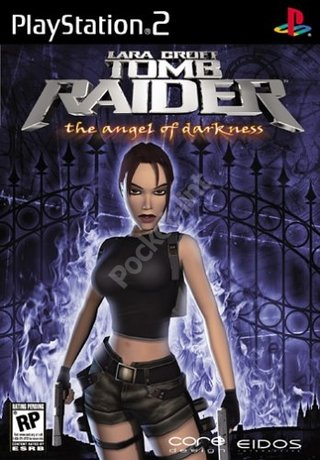 Lara Croft Tomb Raider: The Angel of Darkness - PS2