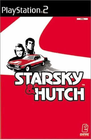 Starsky and Hutch - PS2