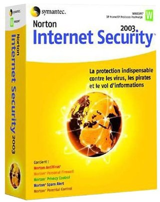 Norton Internet Security 2003