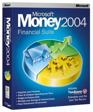 Microsoft Money 2004 Financial Suite