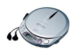 Sony D-NE511 ATRAC CD Walkman
