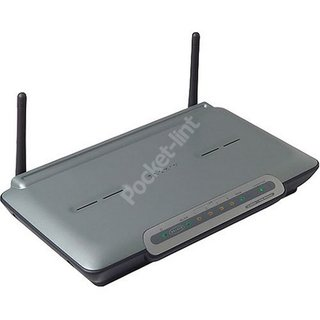 Belkin Wireless Cable/DSL Gateway Router
