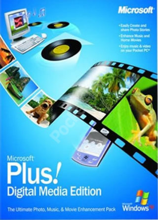 Microsoft Plus! Digital Media Edition