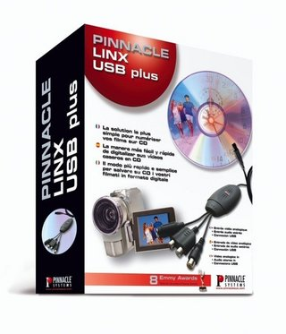 Pinnacle LINX USB Plus