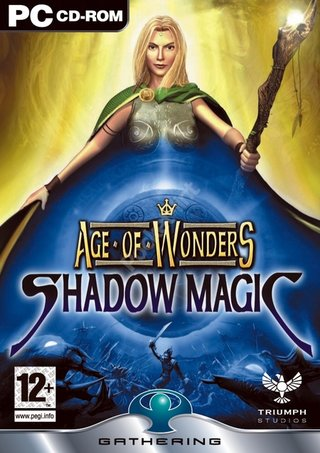 Age Of Wonders Shadow Magic - PC
