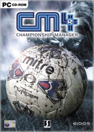 Championship Manager 4 - PC