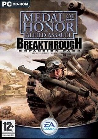 Medal of Honor Allied Assault Breakthrough - PC